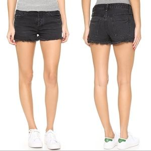 ✭ FREE PEOPLE ROCK DENIM UPTOWN SHORTS ✭